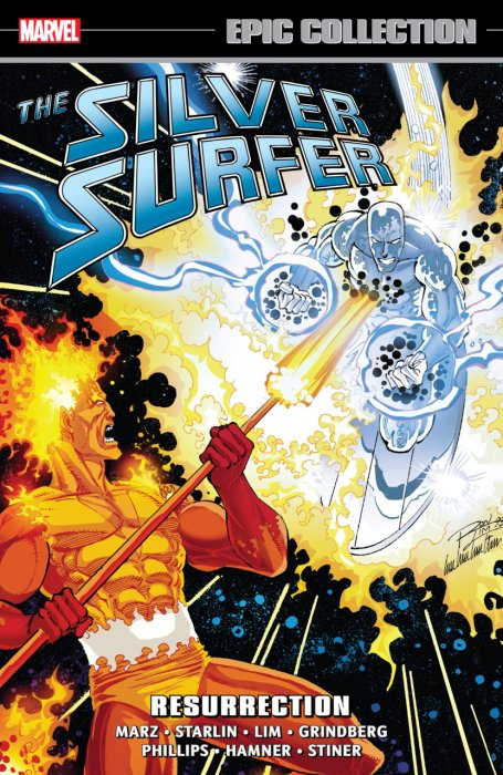 Silver Surfer Epic Collection Vol.9 - Resurrection