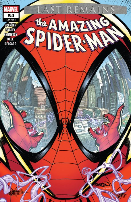 Amazing Spider-Man #54