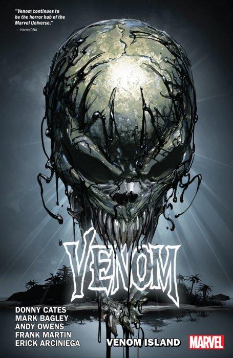 Venom by Donny Cates Vol.4 - Venom Island