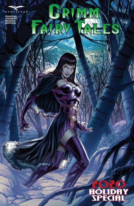 Grimm Fairy Tales 2020 Holiday Special #1