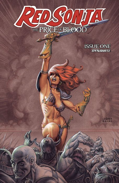 Red Sonja - Price of Blood #1