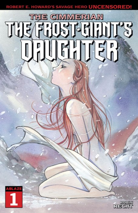 The Cimmerian - The Frost-Giant's Daughter #1