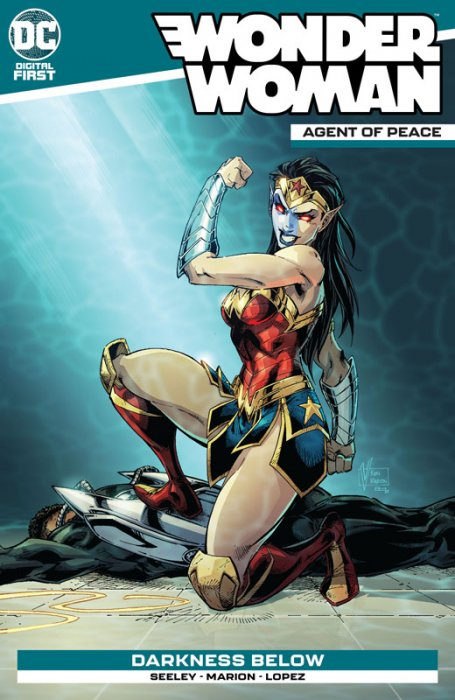 Wonder Woman - Agent of Peace #20