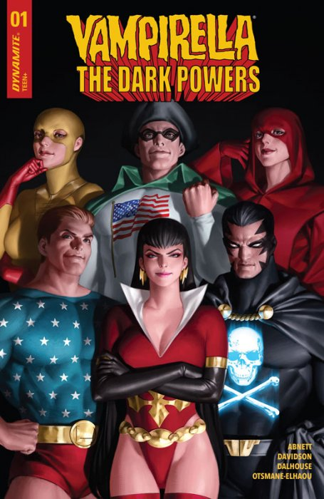 Vampirella - The Dark Powers #1