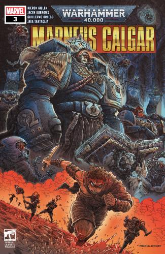 Warhammer 40,000 - Marneus Calgar #3