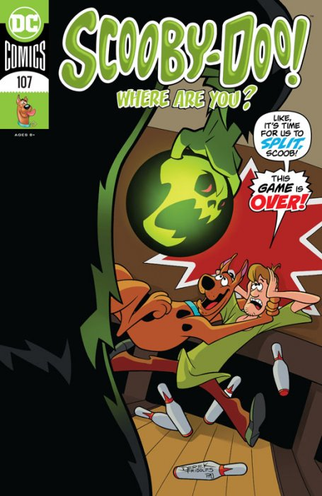 Scooby-Doo - Where Are You #107
