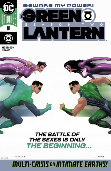 The Green Lantern - Season Two #10
