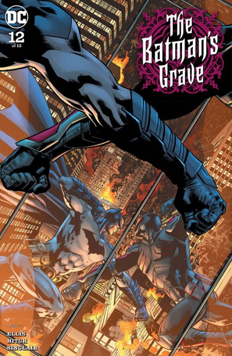 The Batman's Grave #12