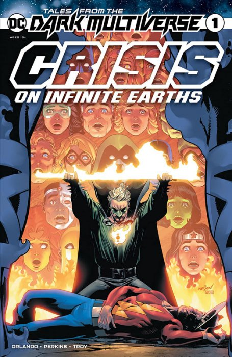 Tales from the Dark Multiverse - Crisis On Infinite Earths #1