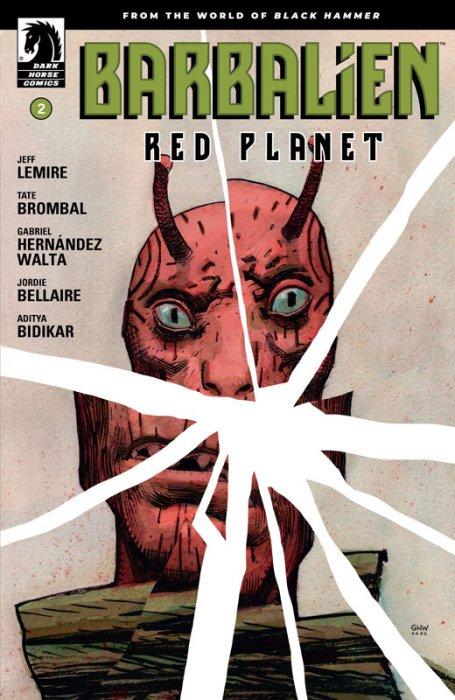 Barbalien - Red Planet #2