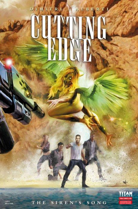 Cutting Edge - The Siren's Song #2