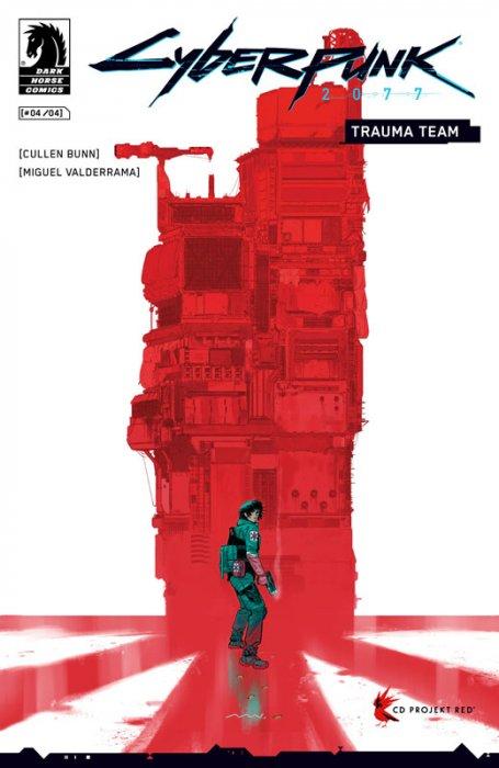 Cyberpunk 2077 - Trauma Team #4