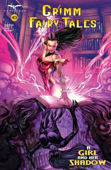Grimm Fairy Tales Vol.2 #43