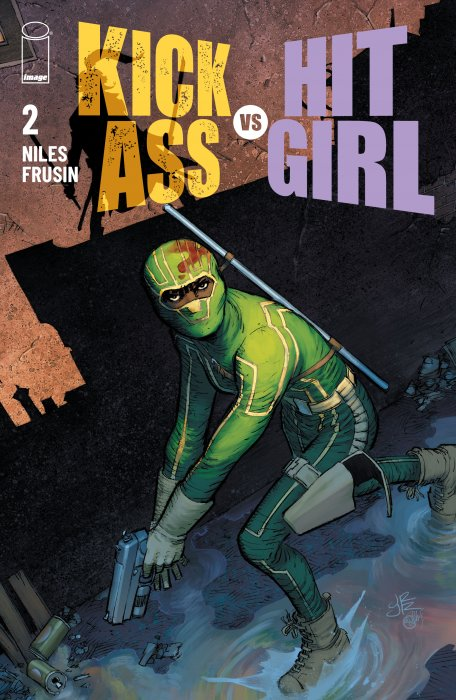 Kick-Ass vs Hit-Girl #2