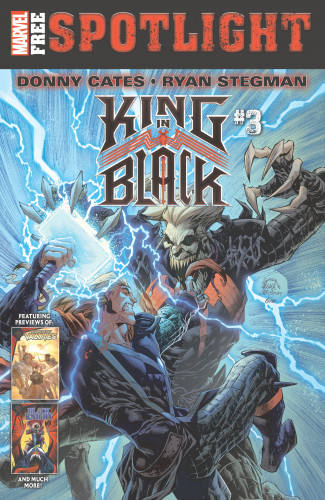Marvel Spotlight #3 - King in Black