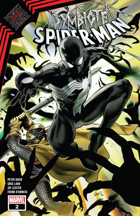 Symbiote Spider-Man - King in Black #2
