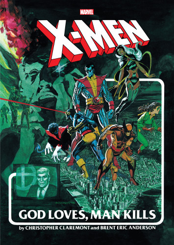 X-Men - God Loves, Man Kills Extended Cut #1 - TPB