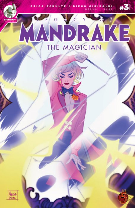 The Legacy of Mandrake the Magician #3