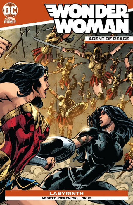 Wonder Woman - Agent of Peace #21