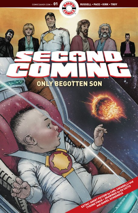 Second Coming - Only Begotten Sonn #1