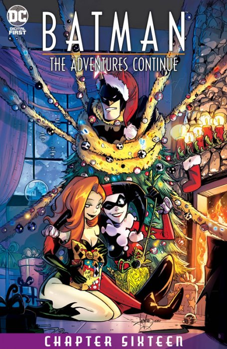 Batman - The Adventures Continue #16