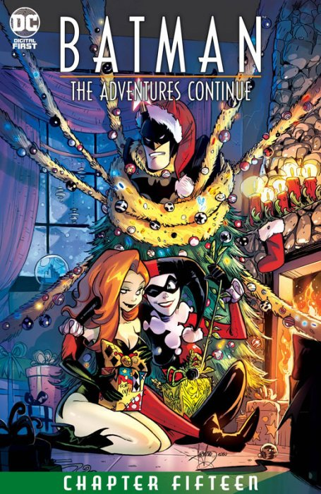 Batman - The Adventures Continue #15