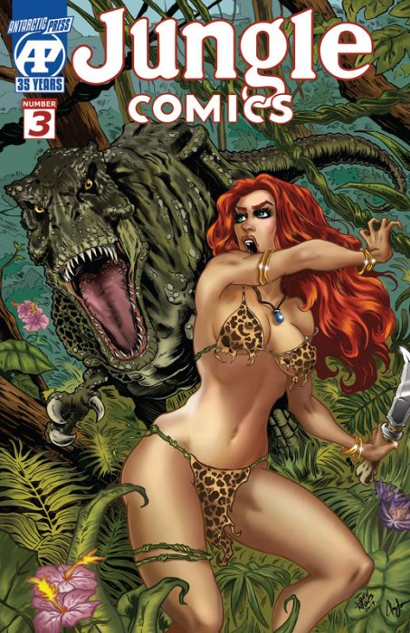Jungle Comics #3