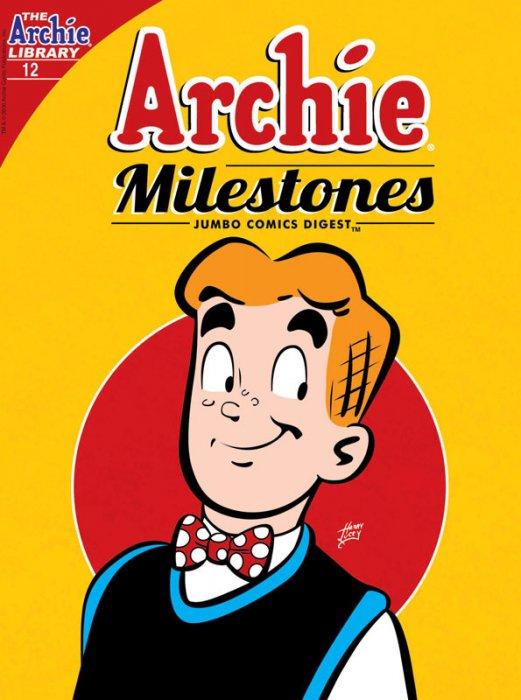 Archie Milestones Comics Digest #12