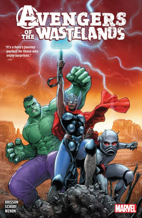 Avengers of the Wastelands #1 - TPB
