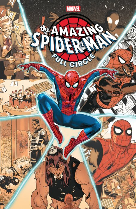 Amazing Spider-Man - Full Circle #1 - HC