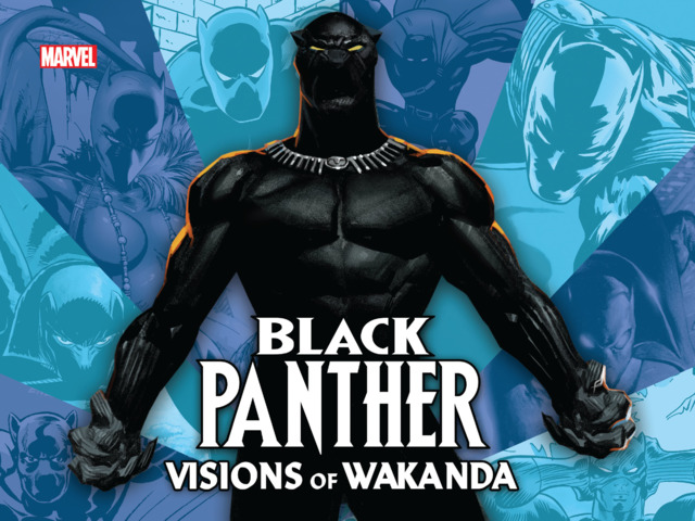 Black Panther - Visions of Wakanda #1 - HC