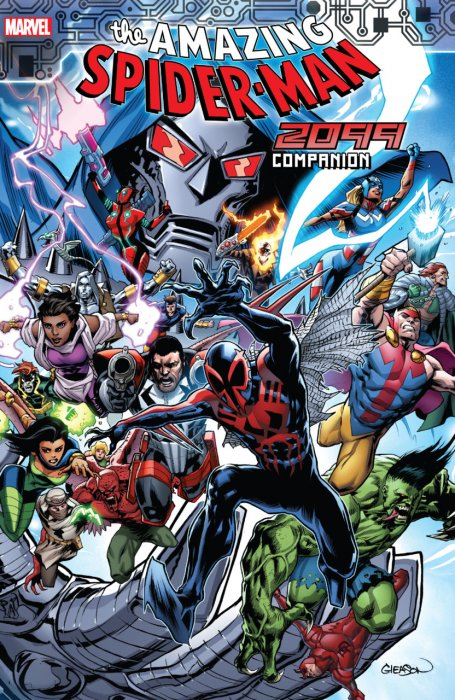 Amazing Spider-Man 2099 Companion #1 - TPB