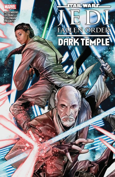Star Wars - Jedi Fallen Order - Dark Temple #1 - TPB