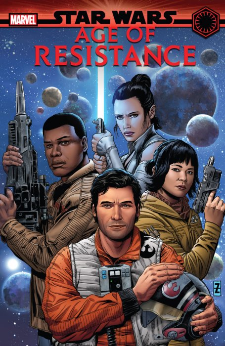 Star Wars - Age Of Resistance #1 - HC