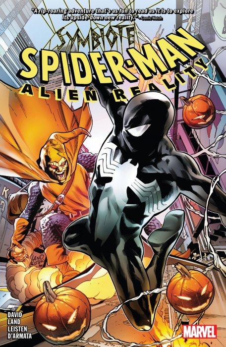 Symbiote Spider-Man - Alien Reality #1 - TPB