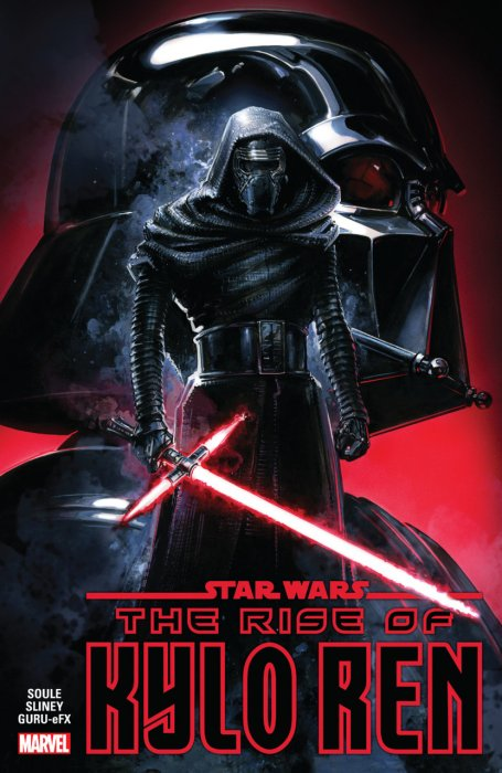 Star Wars - The Rise Of Kylo Ren #1 - TPB