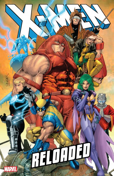 X-Men - Reloaded #1 - TPB