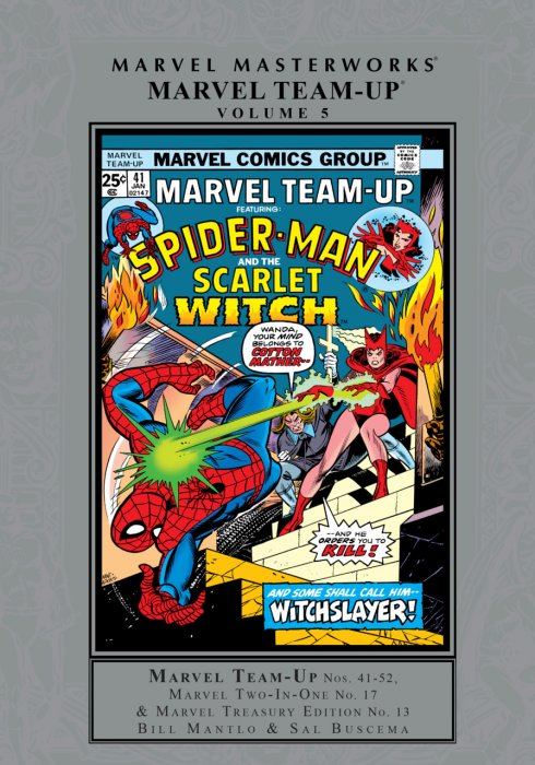 Marvel Masterworks - Marvel Team-Up Vol.5
