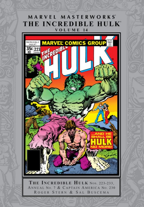 Marvel Masterworks - The Incredible Hulk Vol.14