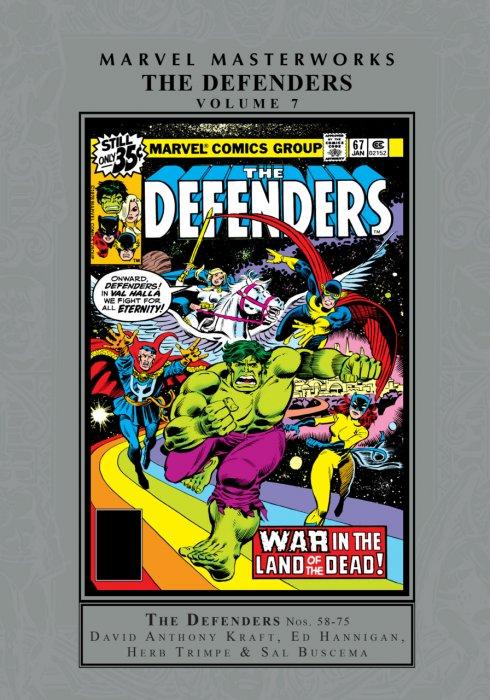 Defenders Masterworks Vol.7
