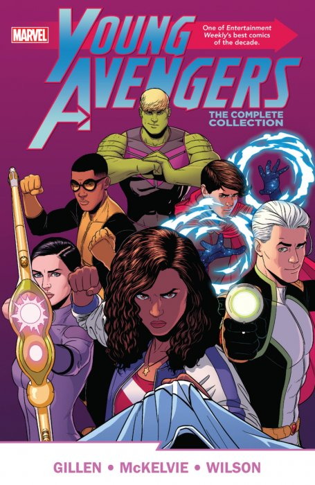 Young Avengers by Gillen & Mckelvie - The Complete Collection #1 - TPB