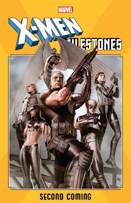 X-Men Milestones - Second Coming #1 - TPB