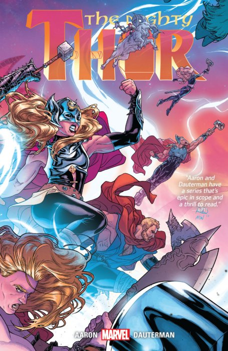 Thor by Jason Aaron and Russell Dauterman Vol.3