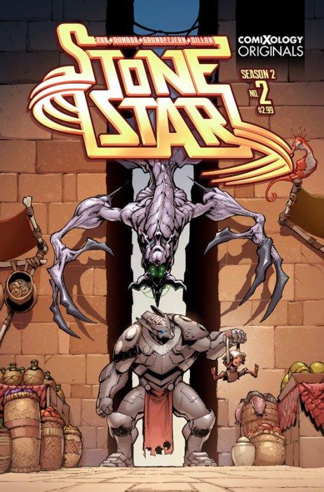 Stone Star Vol.2 #2