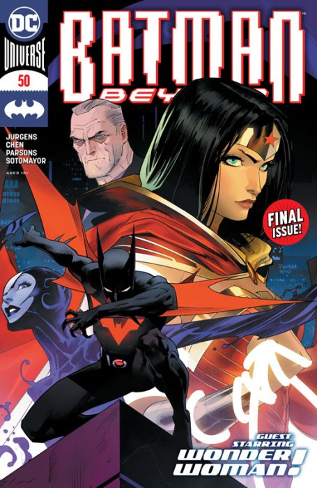 Batman Beyond #50