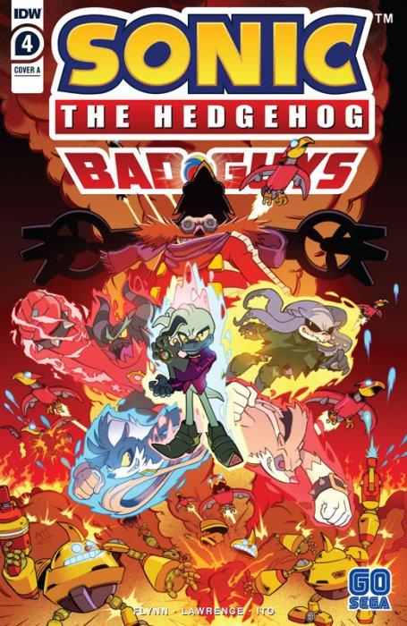 Sonic The Hedgehog - Bad Guys #4