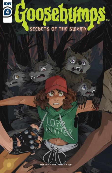 Goosebumps - Secrets of the Swamp #4