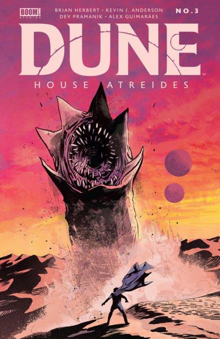 Dune - House Atreides #3
