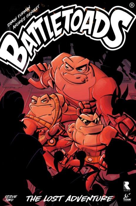Battletoads - The Lost Adventure #2