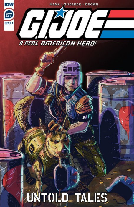 G.I. Joe - A Real American Hero #277